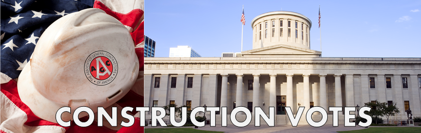 Construction Votes Ohio AGC