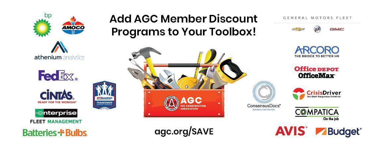 AGC of America Member Discounts